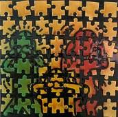 Keith Haring'See No Evil, Hear No Evil, Speak No Evil'