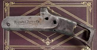 1905 model single shot shotgun 12 gauge frame