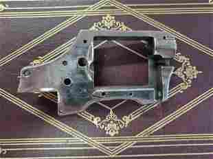 38 special revolver frame