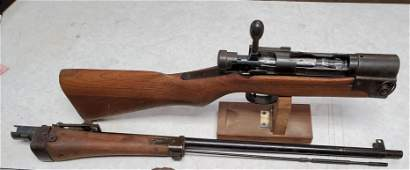 Japanese Paratrooper rifle Type 2 Arisaka WWII WW2
