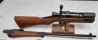 Japanese Paratrooper rifle Type 2 Arisaka WWII WW2