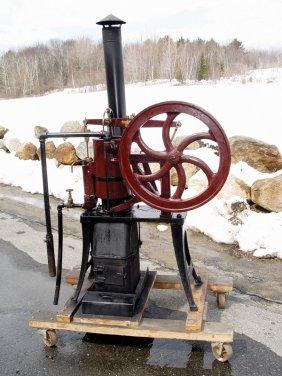 """CA.1895 RIDER-ERICSSON 6"""" DIA HOT AIR ENGINE"""
