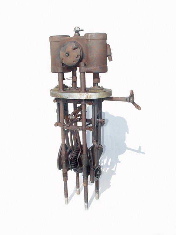 20: CA.1920 20-HP STANLEY STEAM CAR ENGINE