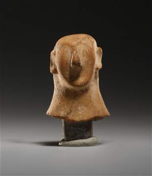 A Head of a Man