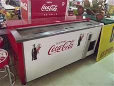 Coca Cola Victor 3 drawer Cooler