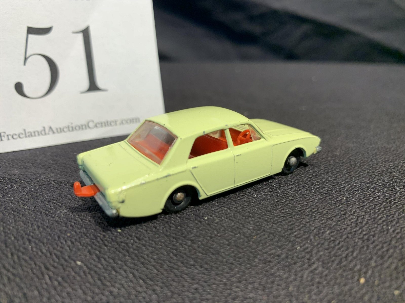 Matchbox Series No 45 Ford Corsair Made in England by