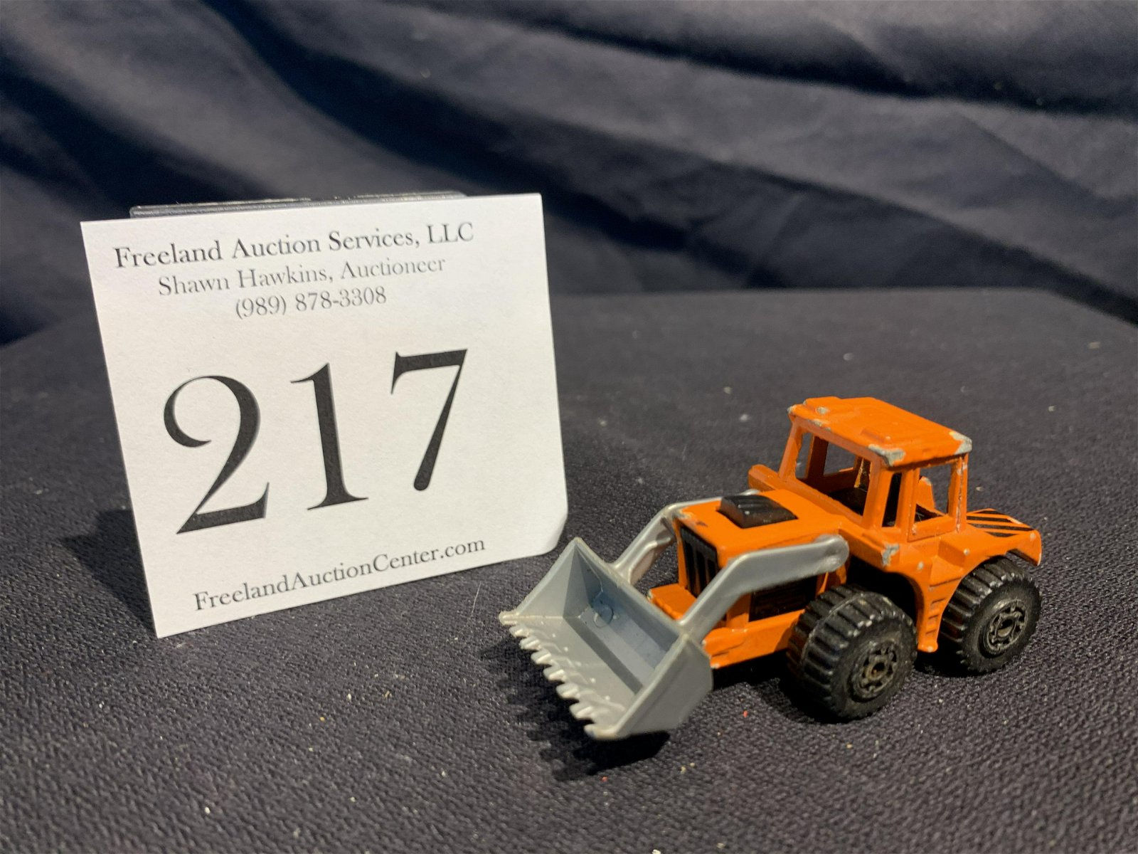 Matchbox Series SUPERFAST Made in Thailand 1976 TRACTOR
