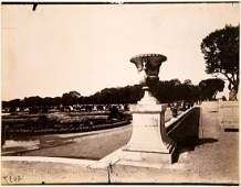 EUGENE ATGET Versailles Coin du Parc MOMA