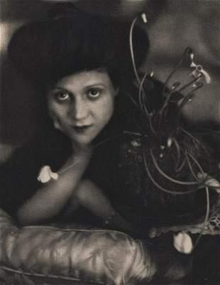 2 EDWARD STEICHEN Portraits of Women Camera Work