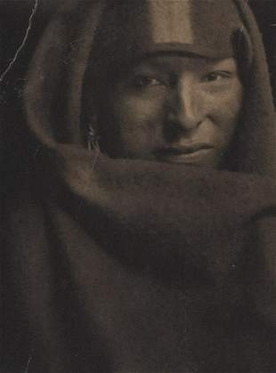 GERTRUDE KASEBIER The Red Man Takes Enemy Sioux