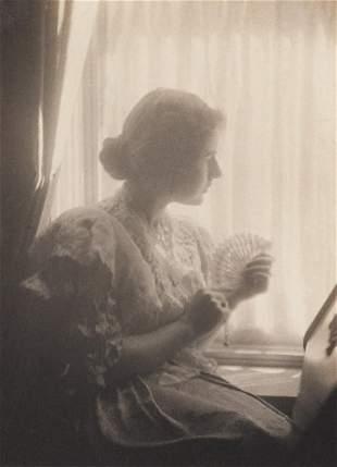 ANTOINETTE HERVEY Early Woman Pictorialist 1931