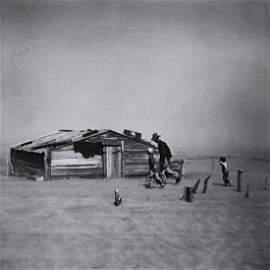 ARTHUR ROTHSTEIN Dust Storm Oklahoma 1936 Icon