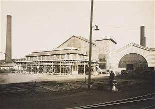 CITROEN Pendules de Pointage Factory 1930