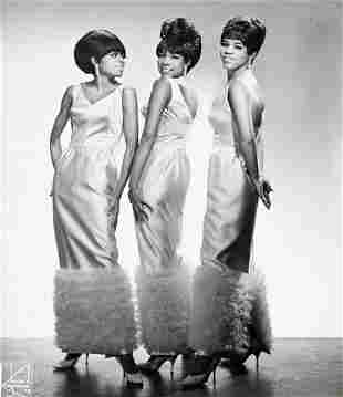 5 DIANA ROSS & THE SUPREMES Motown 1960s vintage