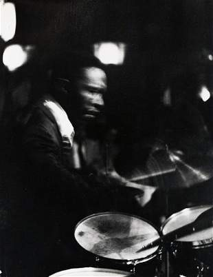 CAROLE REIFF Art Blakey on Drums 1959