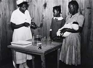 MARION POST WOLCOTT Nurse & Mothers Alabama 1939