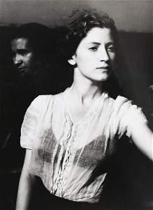 EDOUARD BOUBAT Leila 1947 iconic image