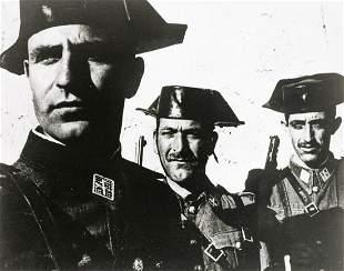 W EUGENE SMITH Guardia Seville 1950