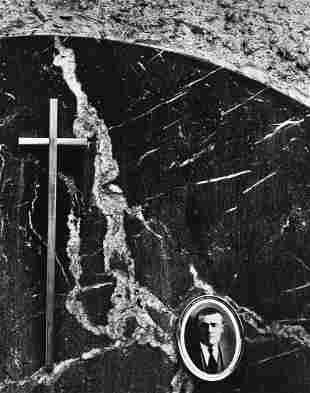 BRETT WESTON Memorial Abstraction 1971