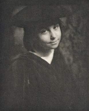 GERTRUDE KASEBIER Signed Camera Work 1903