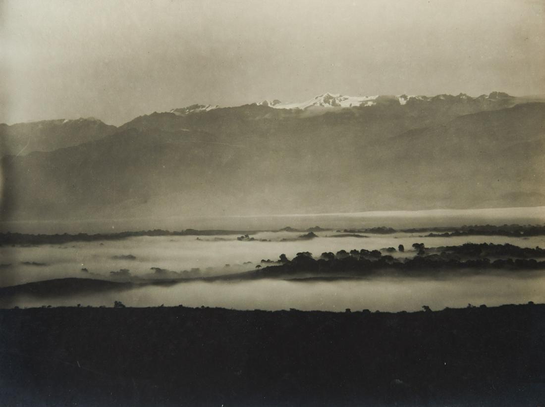2 STUNNING VIEWS of the Rwenzori 1906