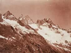 2 Vittorio Sella La Grande Ruine French Alps