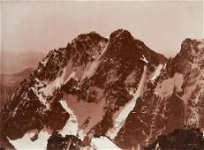 3 SELLA Prints Beautiful French Alps Peaks Pelvoux Les