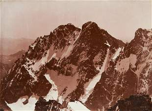 3 SELLA Prints Beautiful French Alps Peaks Pelvoux Les