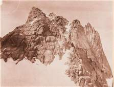 3 VITTORIO SELLA Prints Mont Blanc Massif
