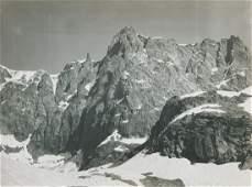 3 SELLA Prints Dent du Geant Mont Blanc