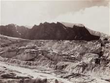 4 Crevasses, Matterhorn and Monte Rosa 1880s