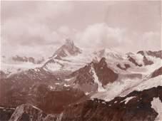 3 RIDGES & Mountain Ranges Swiss Alps Glorious