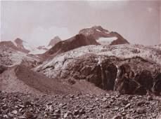 2 VITTORIO SELLA Sublime Landscape Swiss Alps