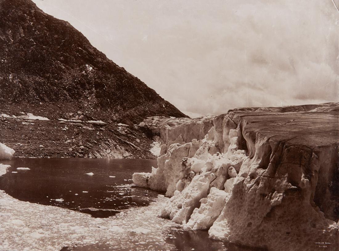 STUNNING MARJALEN LAKE on Aletch Glacier