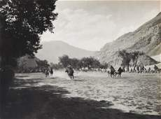 2 HIMALAYAS Game of Polo Parkutta & Srinigar 1909