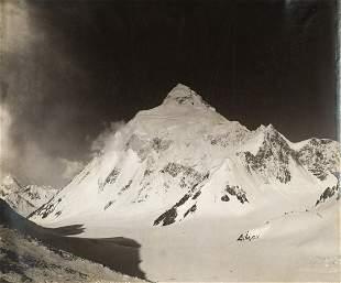 PANAROMA K2 & Staircase Peak from Windy Gap 1909