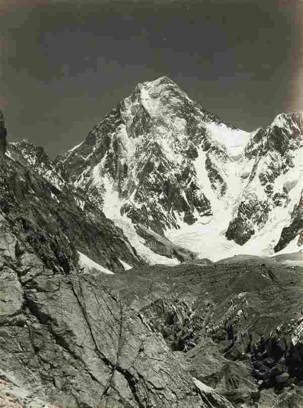 HIMALAYAS KARAKORAM Gasherbrum IV 17th Highest