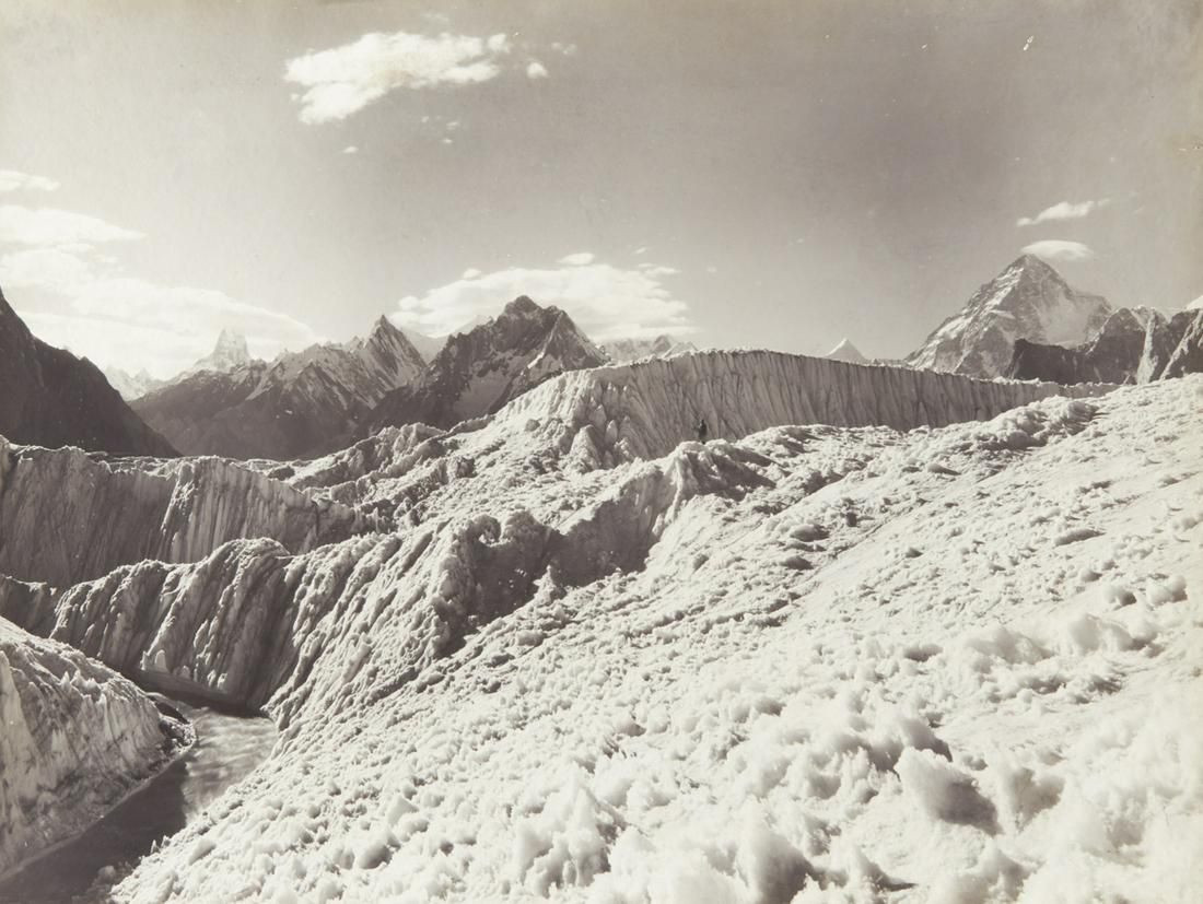 KARAKORAM The Upper Baltoro Glacier Oversize
