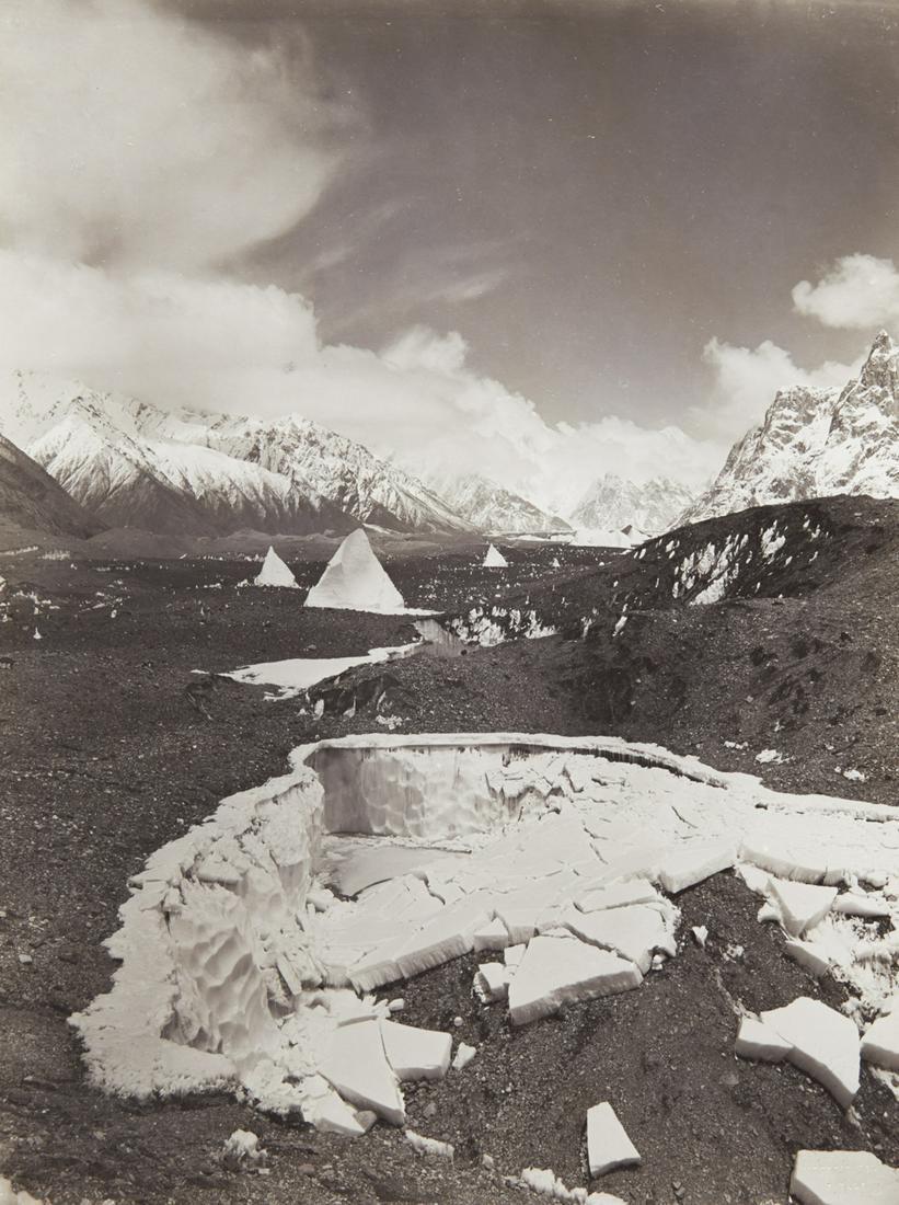 LEGENDARY HIGH ALTITUDE, Ice Pyramids 1909