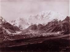 HIMALAYAS KANGCHENJUNGA Glorious view 1899