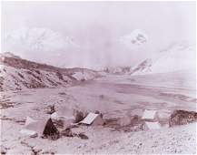 HIMALAYAS SELLA EXPEDITION CAMP on the Zemu Glacier
