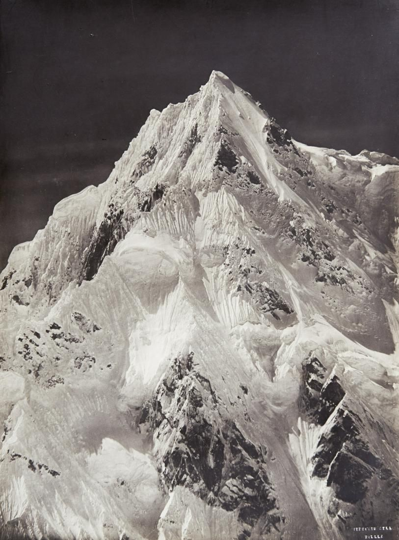 HIMALAYAS SINOLCHUM 1899 Icon exhibition print