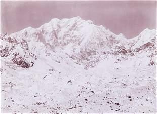 HIMALAYAS Kangchenjunga 28,169 ft Third Highest