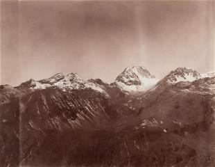 6 PANEL Chumalhari, Siniolchum Kangchunga 1899