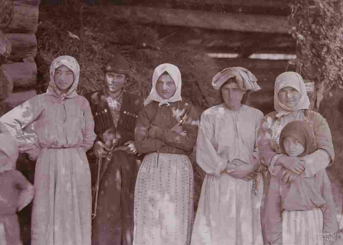 SPECTACULAR PORTRAIT Women of Latal Caucasus
