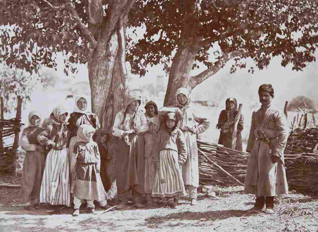 GLORIOUS FAMILY Portrait: Women and Children of Latal