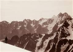 STUNNING 4 Panel Panorama from Mt Isforga