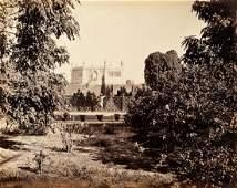 SAMUEL BOURNE CAWNPORE India 1860s stunning