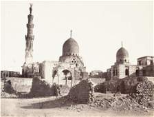 FRANCIS FRITH Mosque Kaitbey, Cairo, Egypt 1858