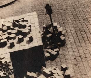 STANISLAV KONECNY Bauhaus street view 1930